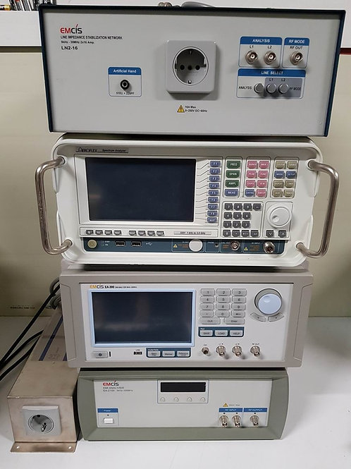 EMCIS EMI Analyzer EA-300 9KHz-300MHz