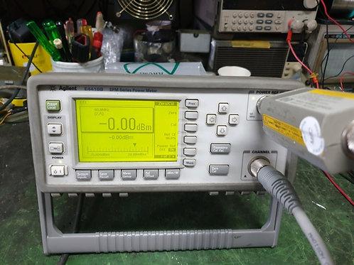 Agilent E4418B EPM Series Single-Channel Power Meter