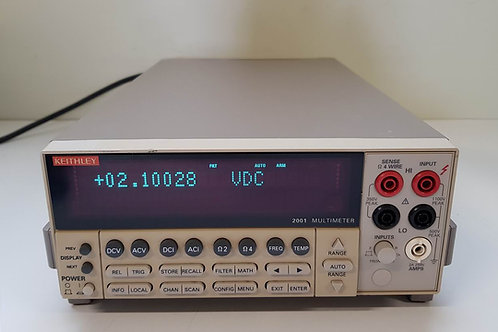 Keithley 2001 7.5 Digit  Multimeter