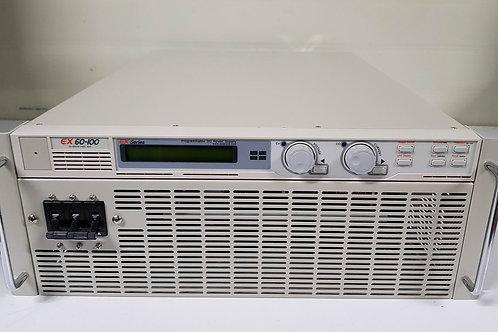 ODA EX 60-100 Programmable DC Power Supply(0-60V 0-100A 6KW)