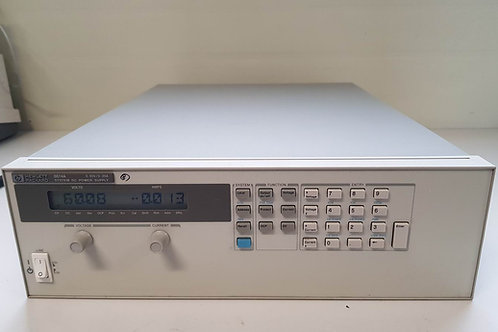 HP 6674A 60V 30A System DC Power Supply