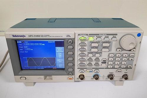 Tektronix AFG3102 Dual Arbitrary Function Generator
