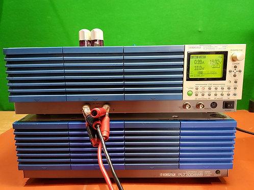 Kikusui PLZ1004W PLZ2004WB 3KW Electronic Load