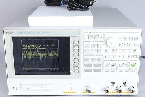 HP 4395A Network/Spectrum/Impedance Analyzer