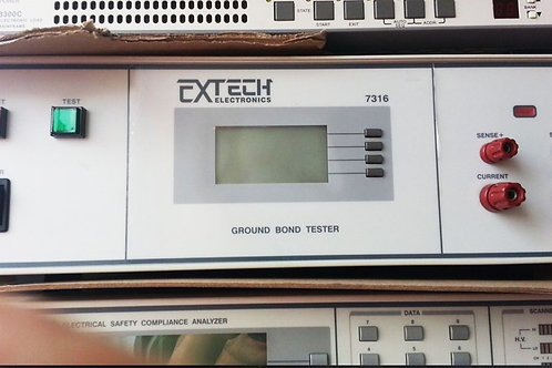 EXTECH 7316 Ground Bond Tester