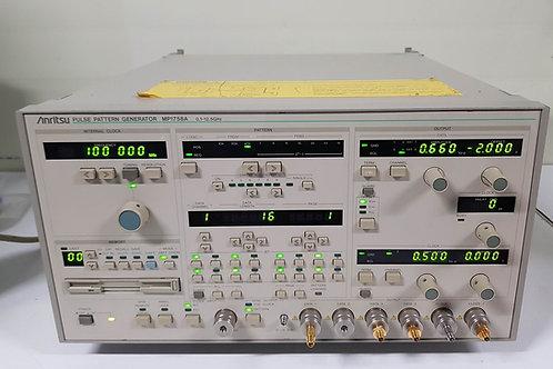 Anritsu MP1758A MP1763  0.1-12.5GHz Pulse Pattern Generator
