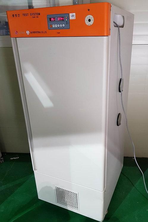 C&B Industrial incubators (-18°C~+75°C)