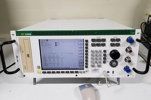 IZT S2000 Satellite Radio, DVB-T DVD-H 9Khz-3GHz Signal Generator