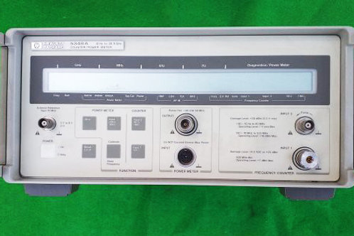 HP 5348A Counter/Power Meter (10 Hz to 26.5GHZ)