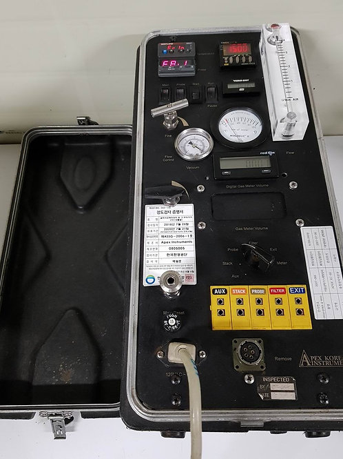 Apex Instruments XC-60 Source Sampling Console