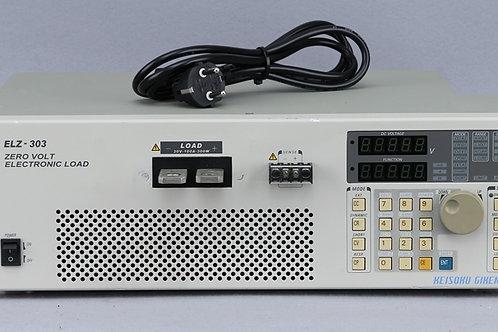 KG ELZ-303 Zero Volt Electronic Load
