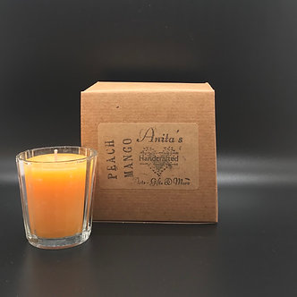 Peach Mango Votive Candles