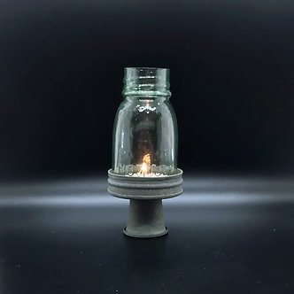 Rustic Tea Light Holder