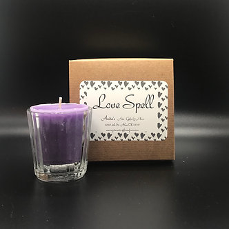 Love Spell Votive Candles