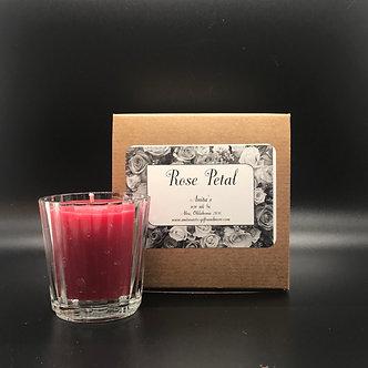 Rose Petal Votive Candles