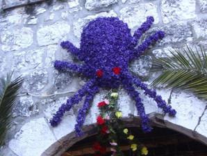 Il carnevale dei fiori in Costa azzurra
