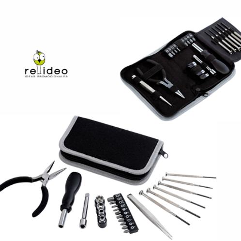 Set herramientas HER08