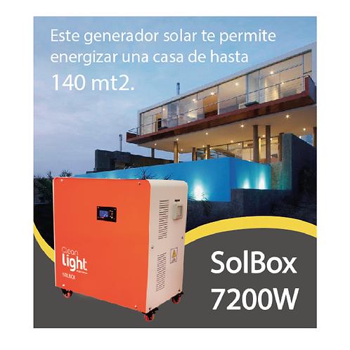SOLBOX 7200W Pro