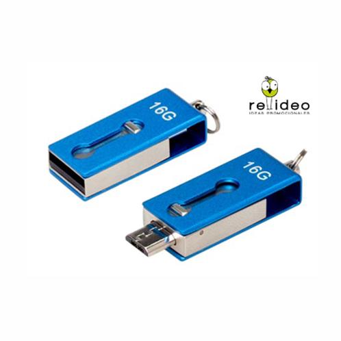 Mini Pendrive OTG-ANDROID 16 gb PEN13
