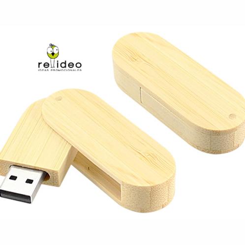 Pendrive bambu 8GB PEN03