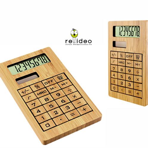 Calculadora de Madera ELE02