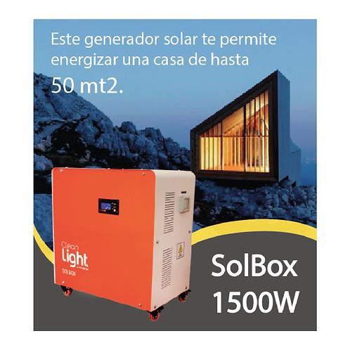 SOLBOX 1500W Pro