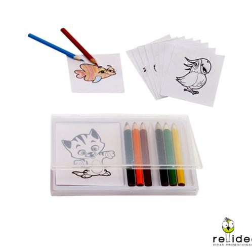 Set de Dibujo NIN02