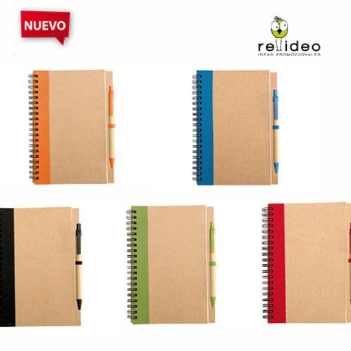 Cuaderno Eco Liso CUA06