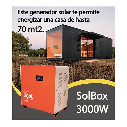 SOLBOX 3000W Pro