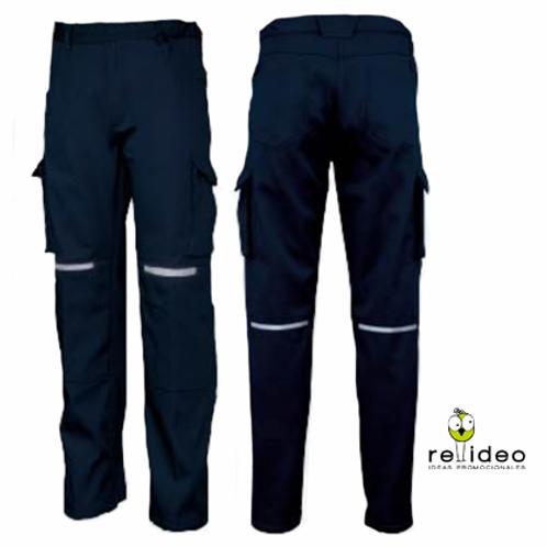 Pantalon Cargo Gabardina Forro Polar RTR09