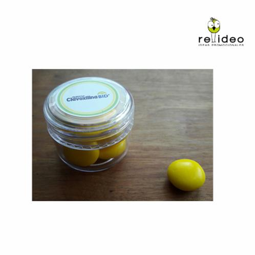 Box limon masticable DUL07