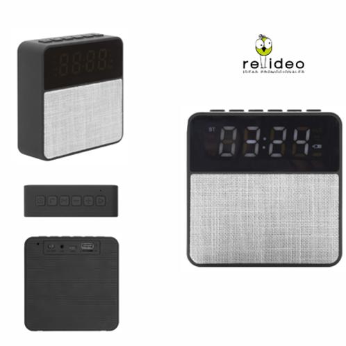 Parlante Radio Reloj PAR05