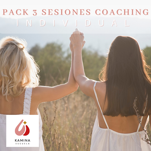 Pack 3 Sesiones Coaching Individual