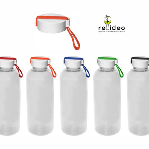 Botella BPA free c/tapa BOT16