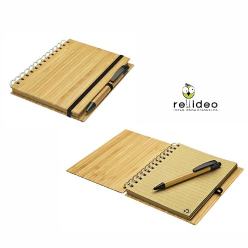 Cuaderno Bambu CUA08