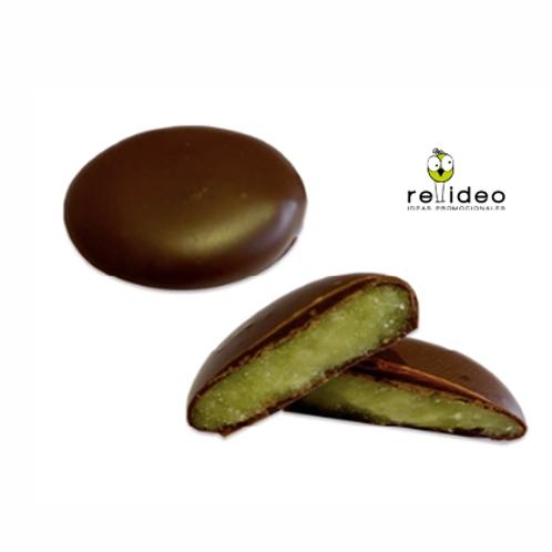 Medallon chocolate/menta CHO30