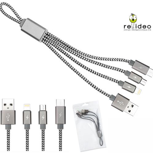 Conector Multicargador TEC03