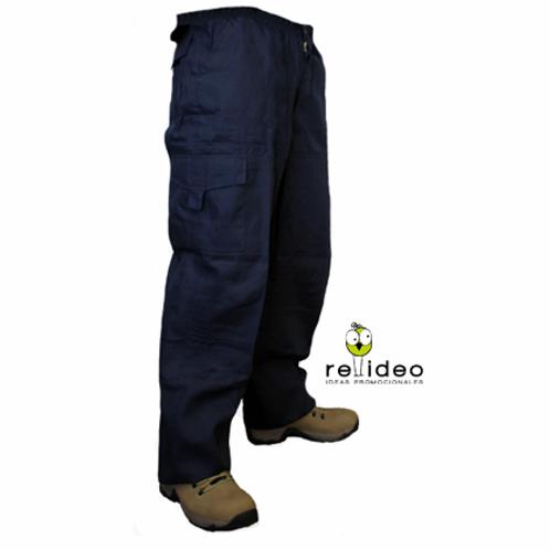 Pantalon Cargo Gabardina RTR08