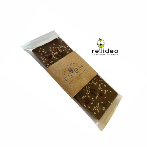 Tableta de chocolate natural CHO22