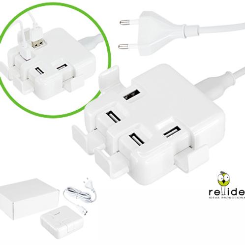 USB 4 Puertos TEC17
