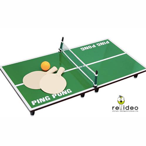 Mini Ping-Pong Madera JUE17