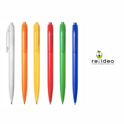 Bolígrafo Plástico BPL05