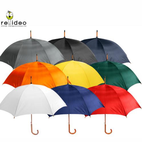 Paraguas Mango Madera PGA_03