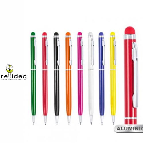 Bolígrafo metálico touch BME13