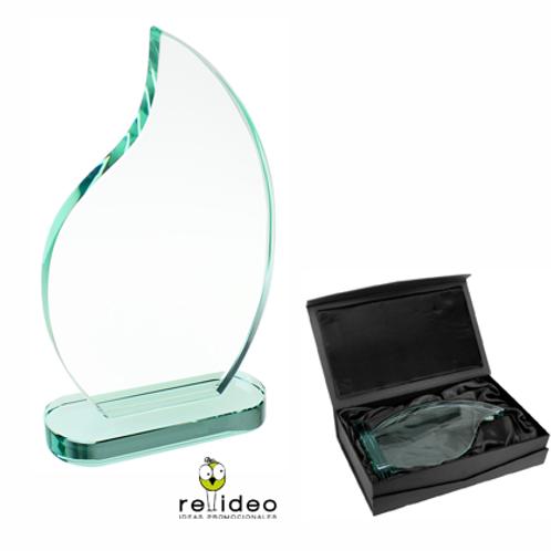 Trofeo cristal jade TRO07