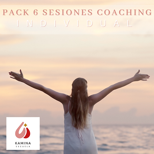 Pack 6 Sesiones Coaching Individual