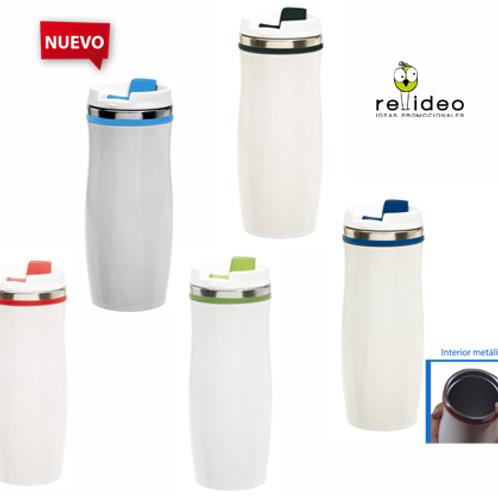 Mug Hermetico Aluminio MUT01