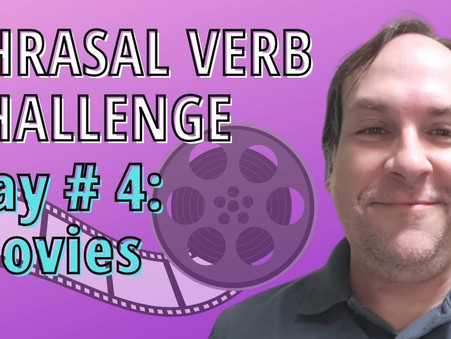 Learn English about Common Movie Phrasal Verbs- Phrasal Verbs Movies
