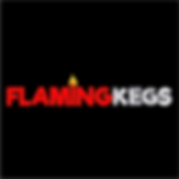 Flaming Kegs