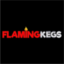 Flaming Kegs